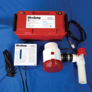 UltraSump® Battery Backup System